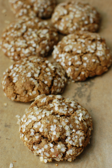 gluten-free quinoa cookies - Gluten Free Girl and the Chef