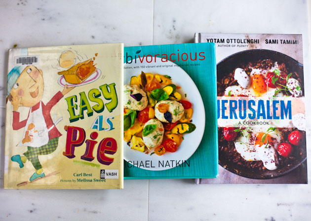 what we're reading: Jerusalem, Herbivoracious, Easy as Pie | Cooking ...
