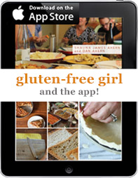 Gluten Free Girl and the App