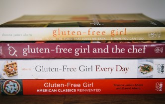 gluten-free girl books