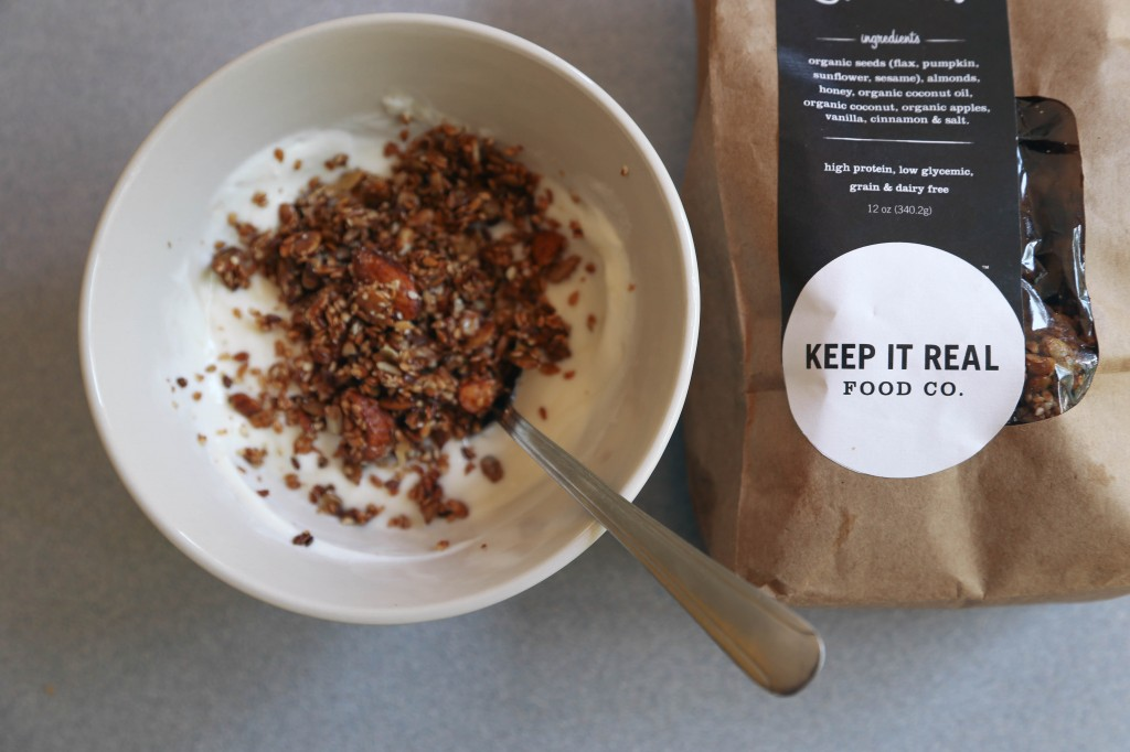 Keep It Real Food CO II