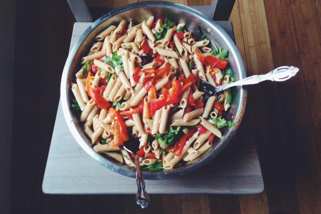 Boston- Jovial pasta salad