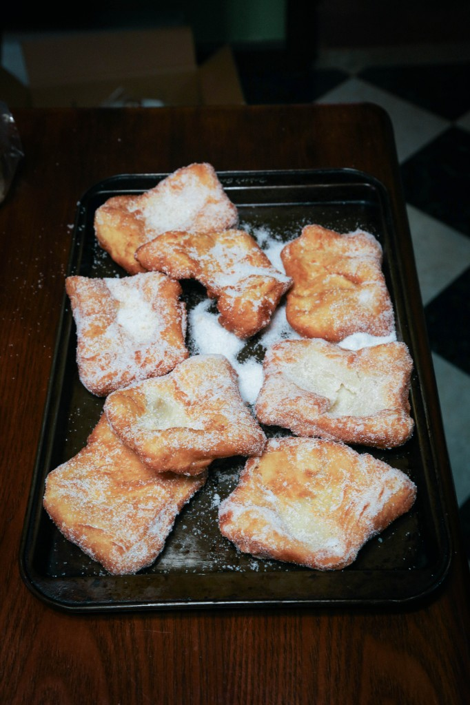 Providence- fried dough