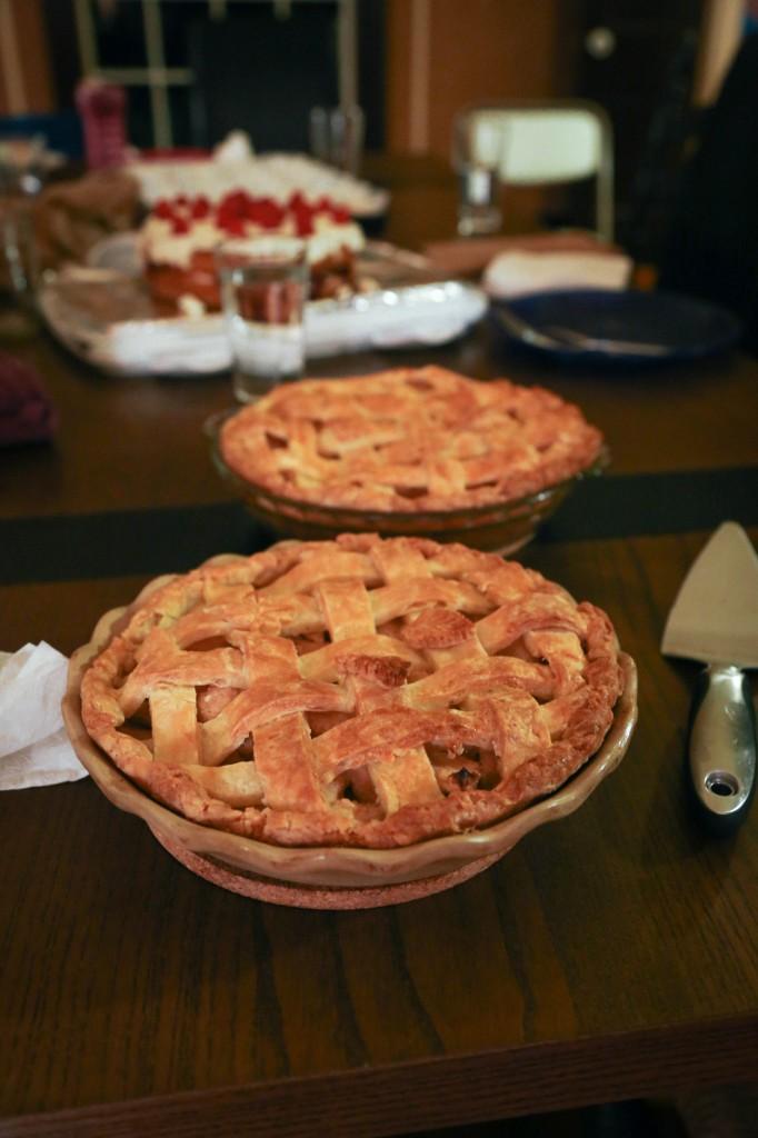 Providence- gluten-free pies