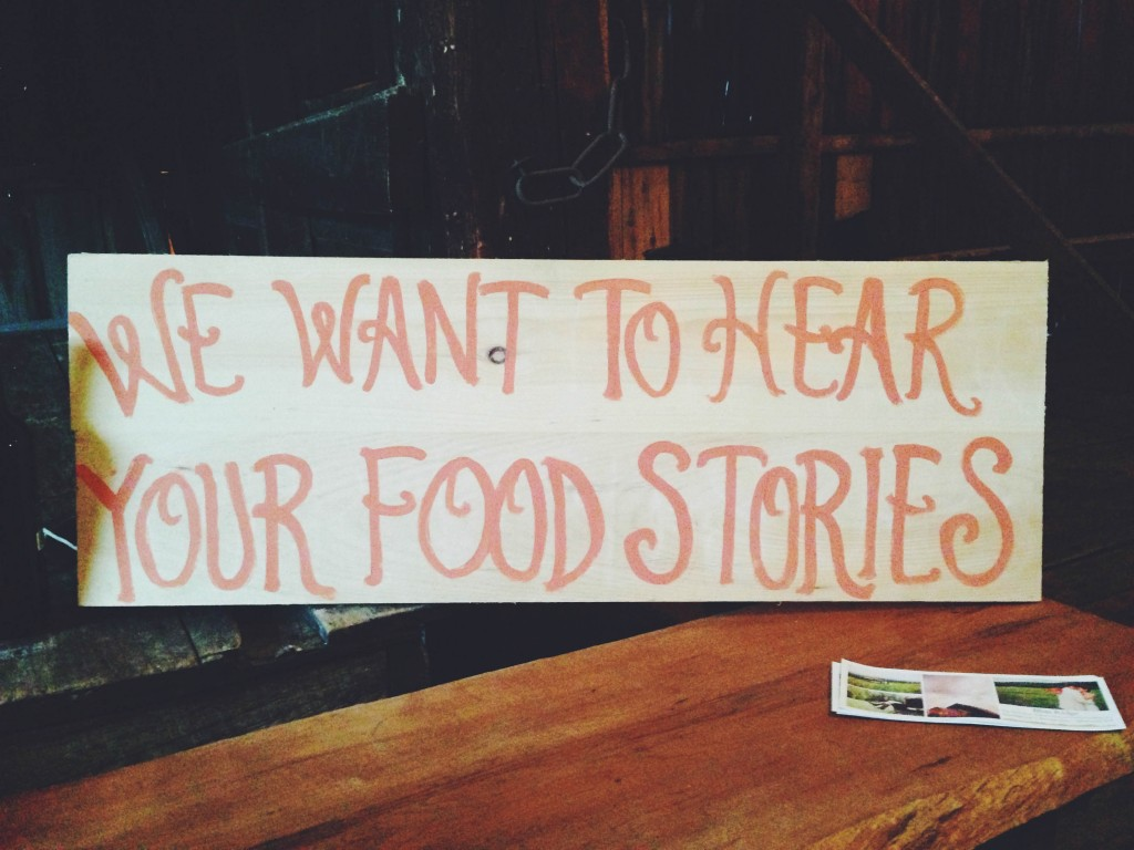 Vermont- we want to hear your food stories